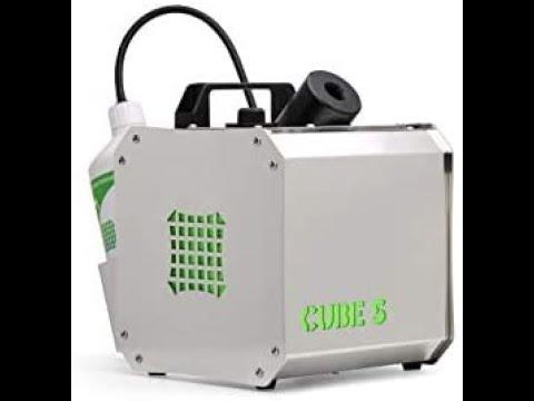 Cube S - доказано ефективен дезинфекциращ апарат срещу COVID-19