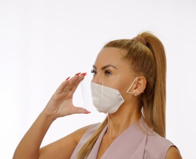 FULL PROTECTION ADVA Face Mask - Две в едно