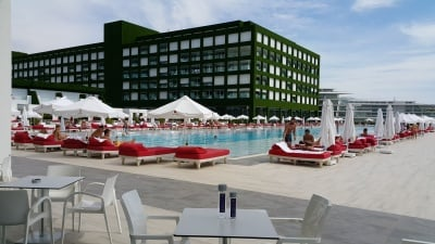 За четвърта поредна година премиум водите в   Resort Adam & Eve - Adult Only, Belek, Turkey, са ADVA Gold, ADVA Silver и ADVA Limited.