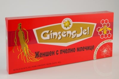 Ginseng Royal Gelly