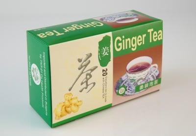 Green Ginger tea