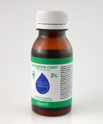 Salicylic Spirit 2%