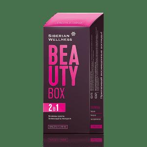 """Комплекс """"BeautyBox"""" за здрава кожа и блестяща коса."""