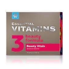 Витамини на красотата - Essential Vitamins.