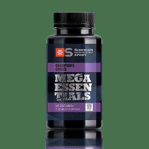 Мегавитамини - Siberian Super Natural Sport.