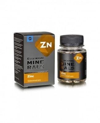 Органичен цинк - Essential Minerals