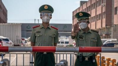 Заразата отново е в Пекин - мерки като военно положение