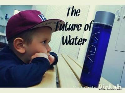 ADVA WATER Limited Edition 500 ml.