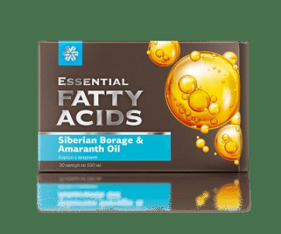 Бета-каротин и Облепиха - Тримегавитал/Essential Fatty Acids