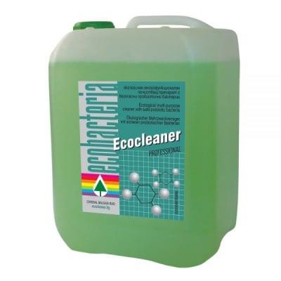 Ecocleaner – за подове, бани и WC, с пробиотични бактерии - 5 Литра