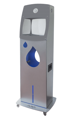 ADVA SPS - Smart system with audio navigation for hand disinfection. Modification Anti-COVID-19. Free delivery, installation and instruction.