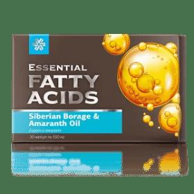 Бораго и Амарант - Essential Fatty Acids