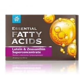 Лутеин и Зеаксантин - Тримегавитал/Essential Fatty Acids