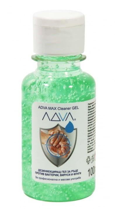 ADVA Hand Sanitiser Gel - 100 ml