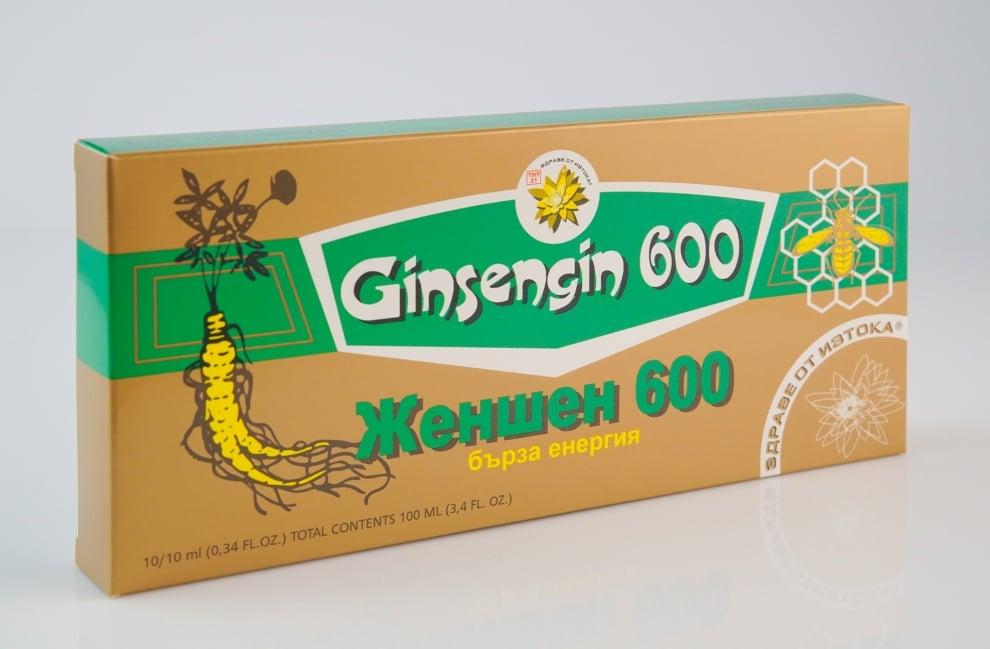 Ginseng 600