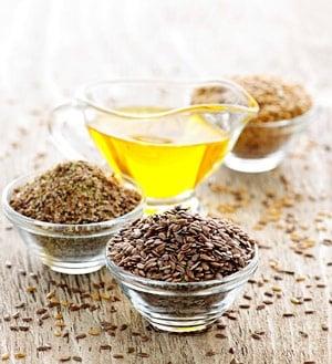 Organic linseed oil