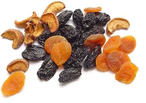Organic dried fruits and nuts Wholesale