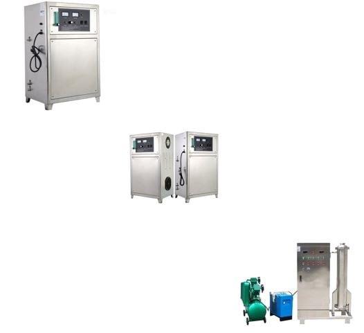 ADVA Ozone - Bio installation for ozone disinfection of cereals
