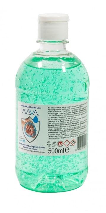 Дезинфекциращ гел за ръце - 500 ml