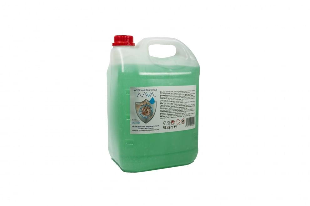 Дезинфекциращ гел за ръце - 5 L