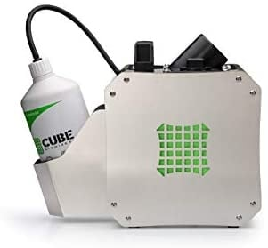 Cube S – an effective disinfection device against COVID-19