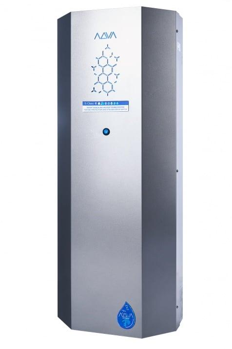 Смарт система ADVA S Class за  за биосигурност, структуриране, витализиране, премахване на хлор, флуор, тежки метали и омекотяване на водата. Водата във Вашият дом ще бъде структурирана, биологично активна, лечебна. Безплатна доставка и монтаж.