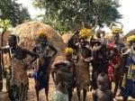 Представяме Ви едни от най екзотичните клиенти на ADVA Water - племето Мурси в Етиопия.