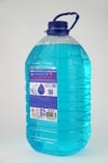 Winter screen wash ready for use ADVA CRYSTAL /-20°С/ - 5 litres in PET bottle