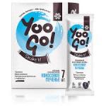Yoo Go - Хранителен коктейл Кокосови бисквитки за регулиране на телесното тегло