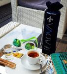 ADVA SILVER - Структурирана вода с нано сребро. 500 ml. Предназначена за продажба само за страни извън ЕС.
