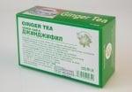 Зелен чай с джинджифил