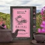 Фиточай от диви билки № 7 (Лекота на движението) - Baikal Tea Collection